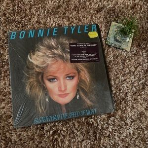 🎬 Bonnie Tyler Record